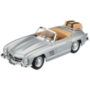 Bburago 12049S - Mercedes Benz 300 SL Touring (1957) color plata (01:18)