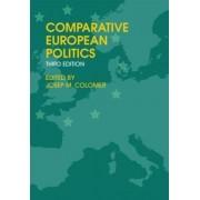 Comparative European Politics by Josep M. Colomer
