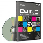 DVD Lernkurs Hands On Ableton Live Vol.4 DJing and Performing