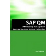 SAP Qm Interview Questions, Answers, Explanations by Terry Sanchez