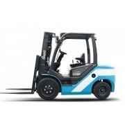 Baoli KB30D új targonca Mitsubishi motorral Teherbírás: 3000 kg Emelési magasság: 3000 mm Alapkivitelű targoncák fúvott gumival