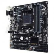 Дънна платка GIGABYTE F2A88XM-HD3P, FM2+, 4xDDR3, PCI, PCIex16, DVI, D-SUB, HDMI rev 1.0, GA-MB-F2A88XM-HD3P