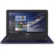 ASUS Netbook (E202SA-FD0012D Celeron Dual core N3050 2GB 500GB DOS) Black