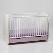 Bebe Design Clasic Confort 60x120 cm patut mov deschis
