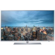 "Televizor LED Samsung 139 cm (55"") 55JU6410, Ultra HD (4K), Smart TV, Tizen UI, Ultra Clear, Micro Dimming Pro, PQI 1000, Wireless, Wi-Fi Direct, CI+ + Lantisor placat cu aur si argint + Cartela SIM Orange PrePay, 6 euro credit, 4 GB internet 4G, 2,000 mi"