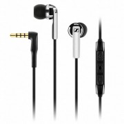 Sennheiser CX 2.00G Canal Earphones Inc In-Line Remote & Mic (Other) - Black
