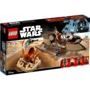LEGO STAR WARS - DESERT SKIFF ESCAPE 75174