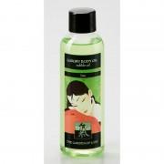 Luxury body oil - jestivo ulje za masažu Lime 66017