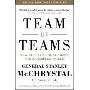Team of Teams by General Stanley A. McChrystal
