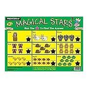 "Prodesign Fairy ""Magic Magical Stars"" Play Mat (Multi-Colour)"