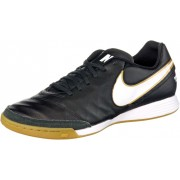 Nike TIEMPO GENIO II LEATHER IC Fußballschuhe Herren mehrfarbig, Größe: 40