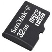 SanDisk 32GB Micro SDHC Flash Memory Card Model SDSDQM-032G-B35