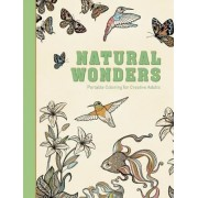 Natural Wonders by Adult Coloring Books