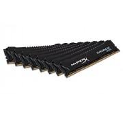 HyperX Savage DDR4 HX428C14SB2K8/64, Memoria RAM da 64 GB, 2800 MHz, DDR4, CL14 DIMM Kit (8x8 GB) XMP