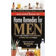 The Doctors Book of Home Remedies for Men by Prevention Magazine