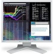 "Monitor IPS LED Eizo 19"" S1933H-GY, DVI-D, VGA, 14ms, Boxe (Argintiu)"