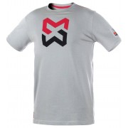 Modyf Tee-shirt Modyf X Finity Steel Gris