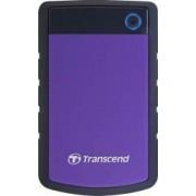 HDD Extern Transcend StoreJet 25H3 500GB USB 3.0 Mov