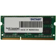 Memorie Laptop Patriot SO-DIMM Signature Line, DDR3, 1x2GB, 1333MHz
