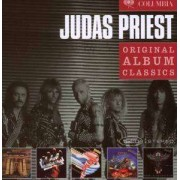 Judas Priest - Original Album Classics (0886973038222) (5 CD)