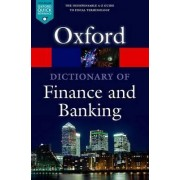 A Dictionary of Finance and Banking by Market House Books Limited