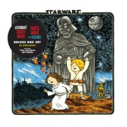 Goodnight Darth Vader / Darth Vader and Friends Deluxe Box Set (Includes Two Art Prints) (Star Wars)