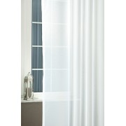 Egyszínű voila kész függöny, fehér/150/017/Cikksz:01121570