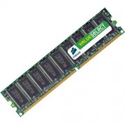 Corsair 184 1GB DIMM PC3200, CL3, di memoria desktop DRAM 64Mx8, VS1GB400C3