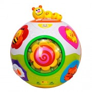Jaibros Dynamic Musical learning ball with lights and music
