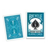 Bicycle Deck (808) Poker Turquoise