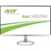 Monitor Acer H257HUsmidpx, 25'', LCD, 4ms, 100M:1, IPS, 2K, DP