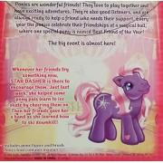 My Little Pony G3: Star Dasher - Friendship Ball Jewel Pony Figure with Pretty Jeweled Cutie Mark