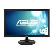 Asus monitor LED VS228NE 21.5\ wide Full HD, 5ms, DVI, fekete