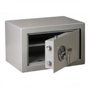 Seif certificat EN 1143-1Clasa I,MN/30, cheie, antiefractie, 490 x 330 x 306 mm