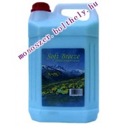 Soft Breeze öblítő koncentrátum (kék) 5 liter