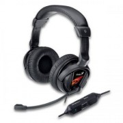 Casti gaming Genius HS-G500V Black