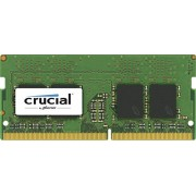Crucial Memoria da 8 GB, DDR4, 2133 MT/s, (PC4-17000) SODIMM, 260-Pin- CT8G4SFS8213 SR