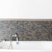 Mozaic Ardezie Multicolora Antichizata 3 x 6 cm