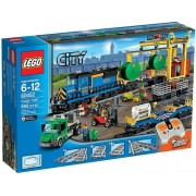 LEGO City 60052 - Nákladní vlak