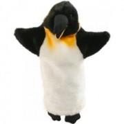 Papusa De Mana Stil Manusa Pinguin - The Puppet Company