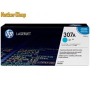 HP CE741A (307A) Cyan eredeti toner (1 év garancia)