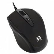 Mouse Cu Fir Serioux PASTEL 3300 Optic Negru