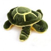 Soft Toy Green Tortoise small