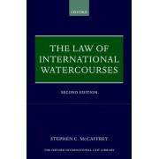 The Law of International Watercourses by Stephen McCaffrey