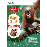 Maths - Counting Age 3-5 by Letts Preschool