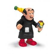 Schleich 20702 - Figura/ miniatura Los Pitufos, Gargamel Partido