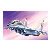 "ARK Models EE72107 1:72 Scale ""Mikoyan-Gurevich 29UB Russian Combat-Training Tactical Jet Fighter"" Plastic Model"