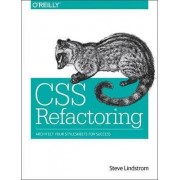 CSS Refactoring by Steve Lindstrom