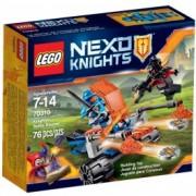 LEGO® NEXO KNIGHTS™ Mașină de luptă din Knighton 70310