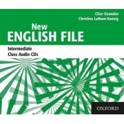 New English File: Intermediate: Class by Clive Oxenden
